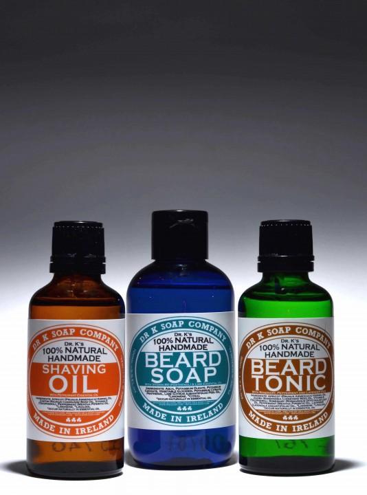 Dr  K Beard soap