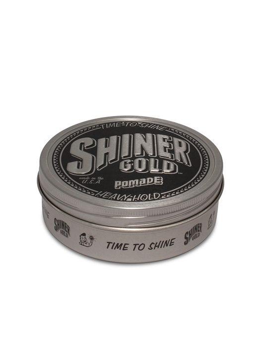 Shiner gold heavy hold pomada plaukams www.sukausa.lt