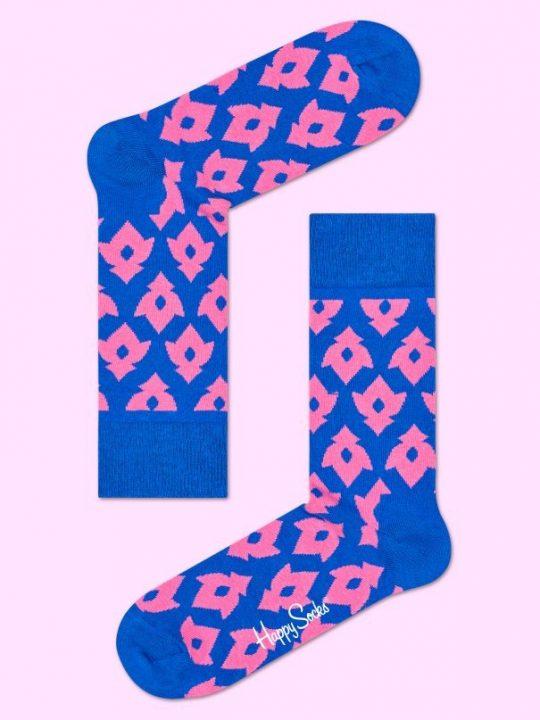Happy socks lily kojines www.sukausa.lt