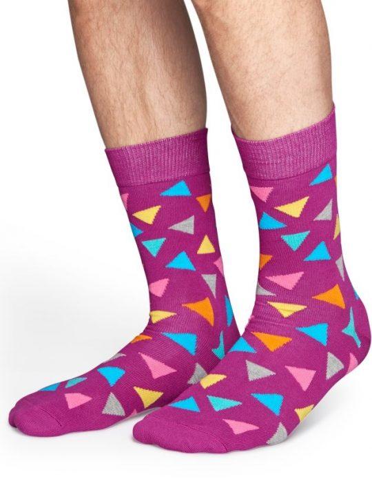 Happy Socks Triangle 2 kojines www.sukausa.lt