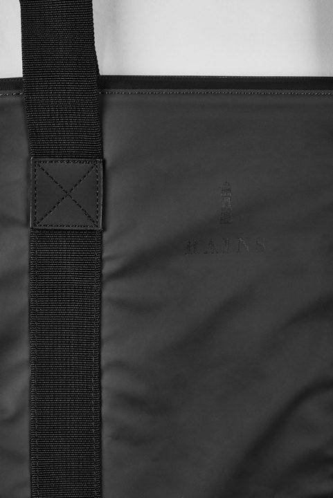 Rains tote bag www.sukausa.lt rankine juoda