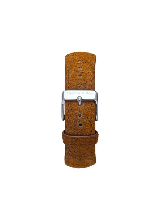 Kapten & Son Brown Vintage Leather Laikrodis www.sukausa.lt 2